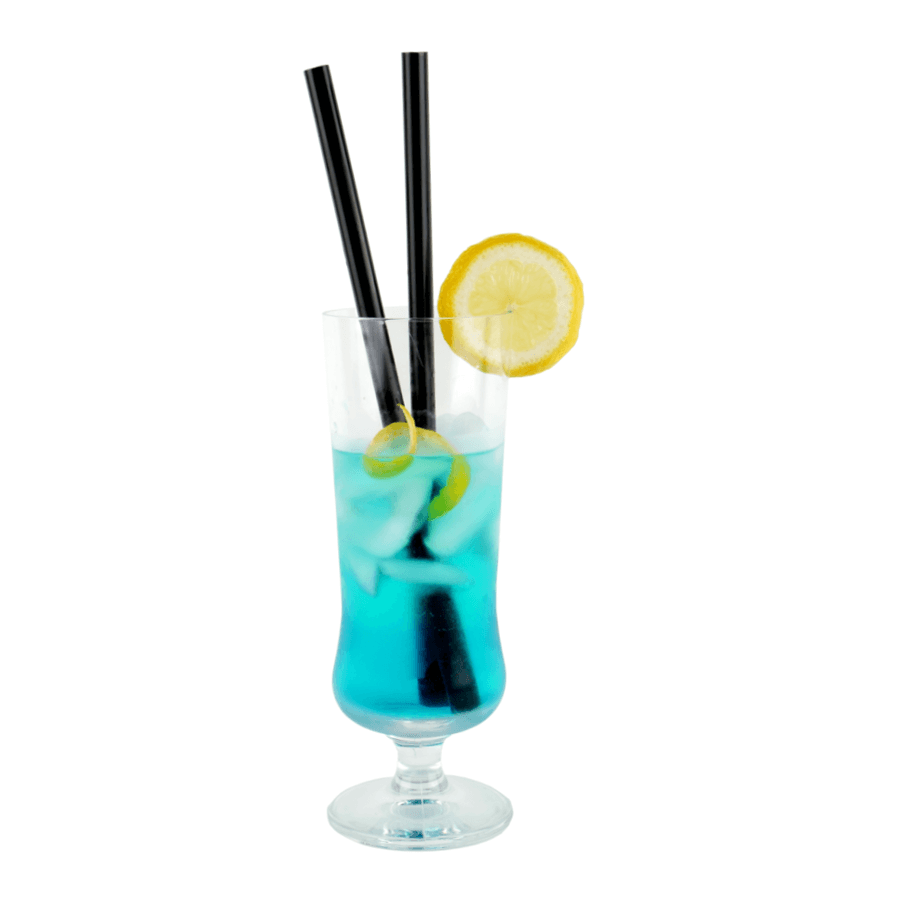 Blue Lagoon drink