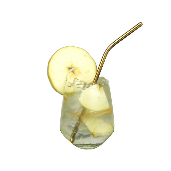 Sour Apple Vodka Drink