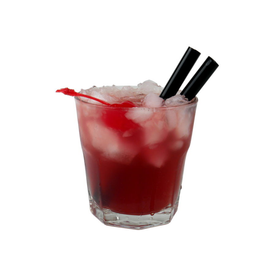 Malibu bay breeze drink