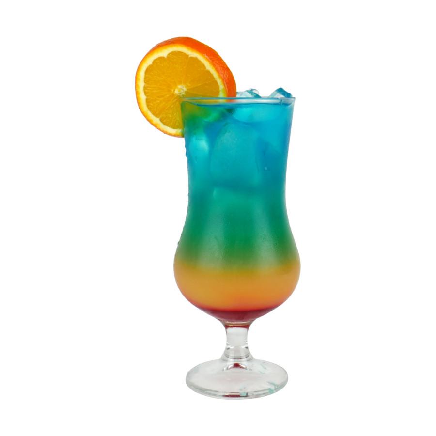 Żar tropików & Barbados Sunrise - wakacyjny koktajl