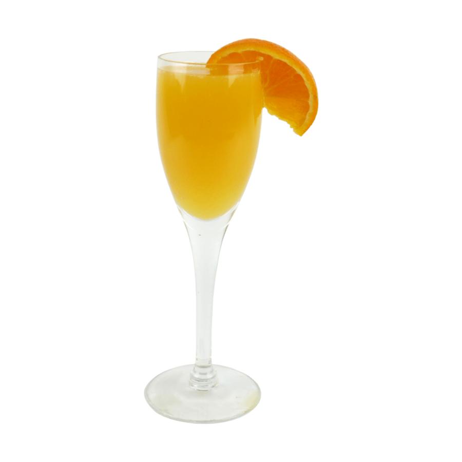 Mimoza / Mimosa - sok pomarańczowy z szampanem