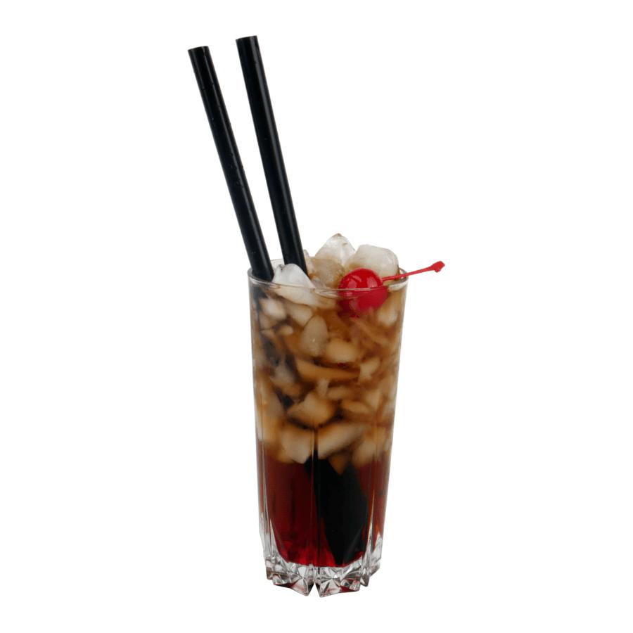 Roy rogers - drink z coca cola i grenadyną
